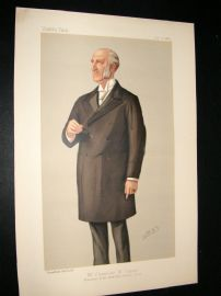 Vanity Fair Print 1889 Chancey Mitchell Depew, American
